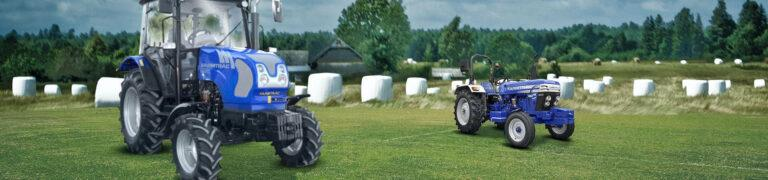 ciągniki rolnicze Farmtrac