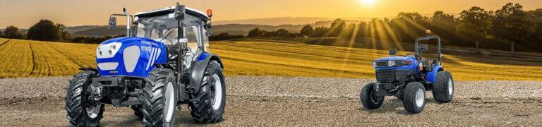 baner ciągniki Farmtrac