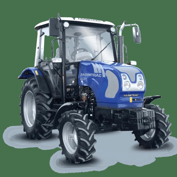 Farmtrac 555DTc V