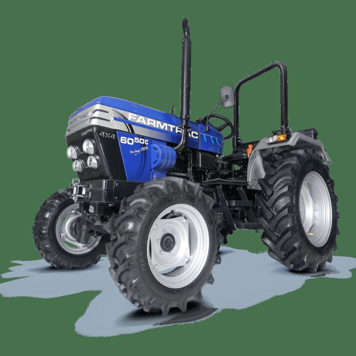 Farmtrac 6050 C