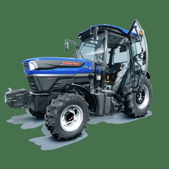 Farmtrac 6075EN