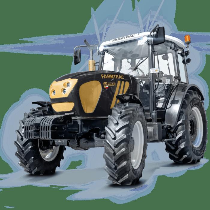 Farmtrac MAZUR 80 Edycja Limitowana