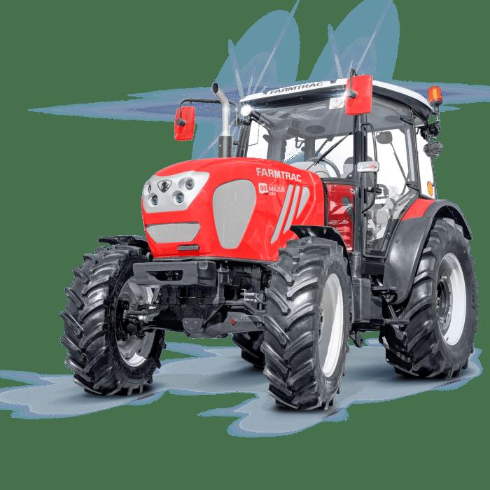 Farmtrac MAZUR 80 KING Edycja Limitowana