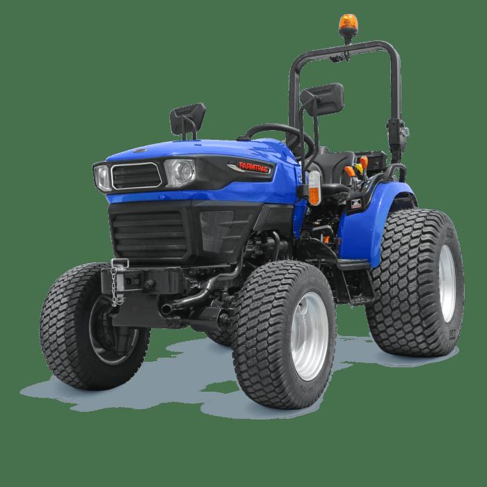 Farmtrac 26 H 4WD