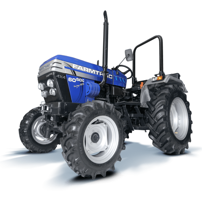 Farmtrac 6050c